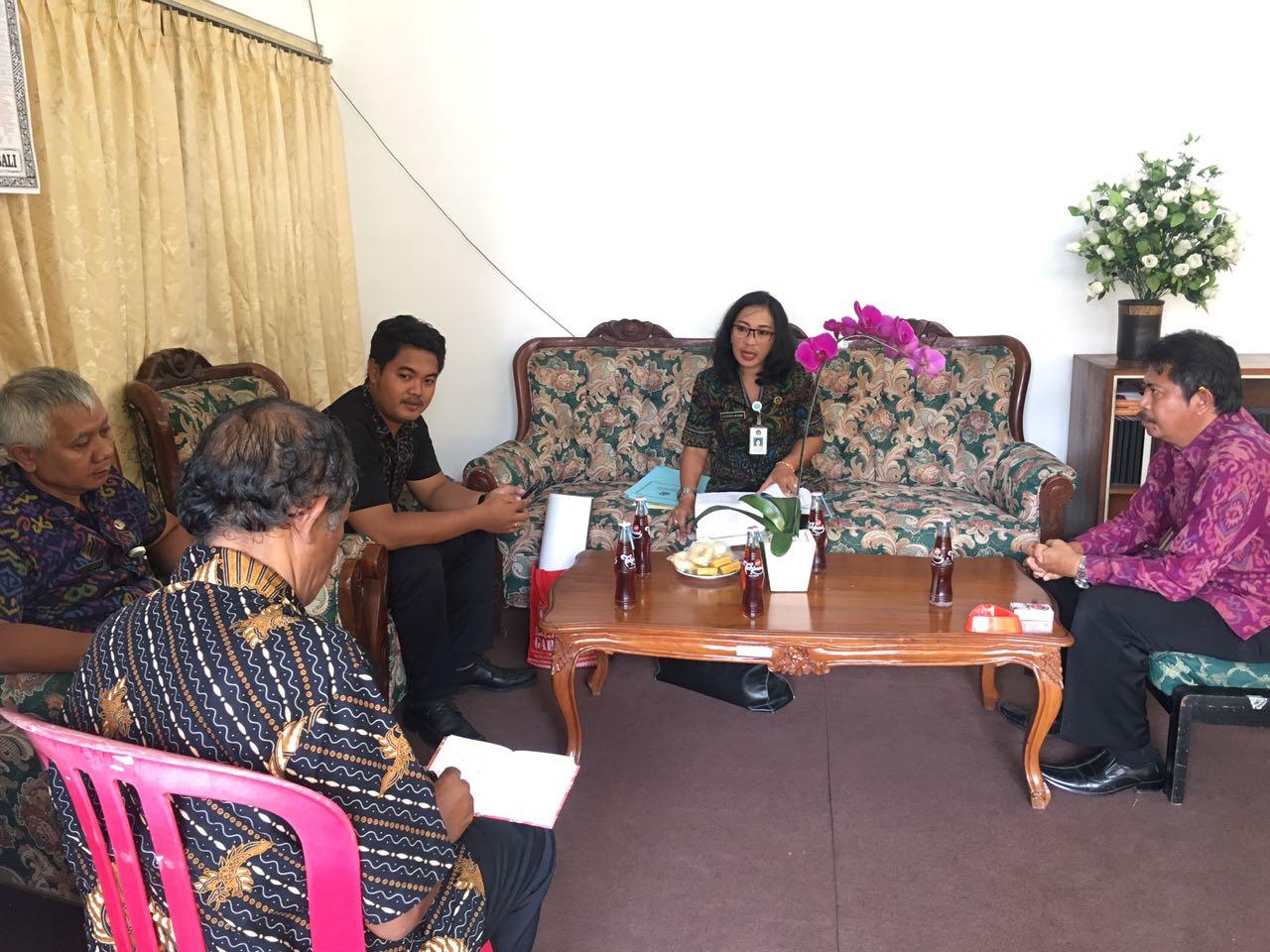 Pembinaan JDIH Oleh Biro Hukum Provinsi Bali
