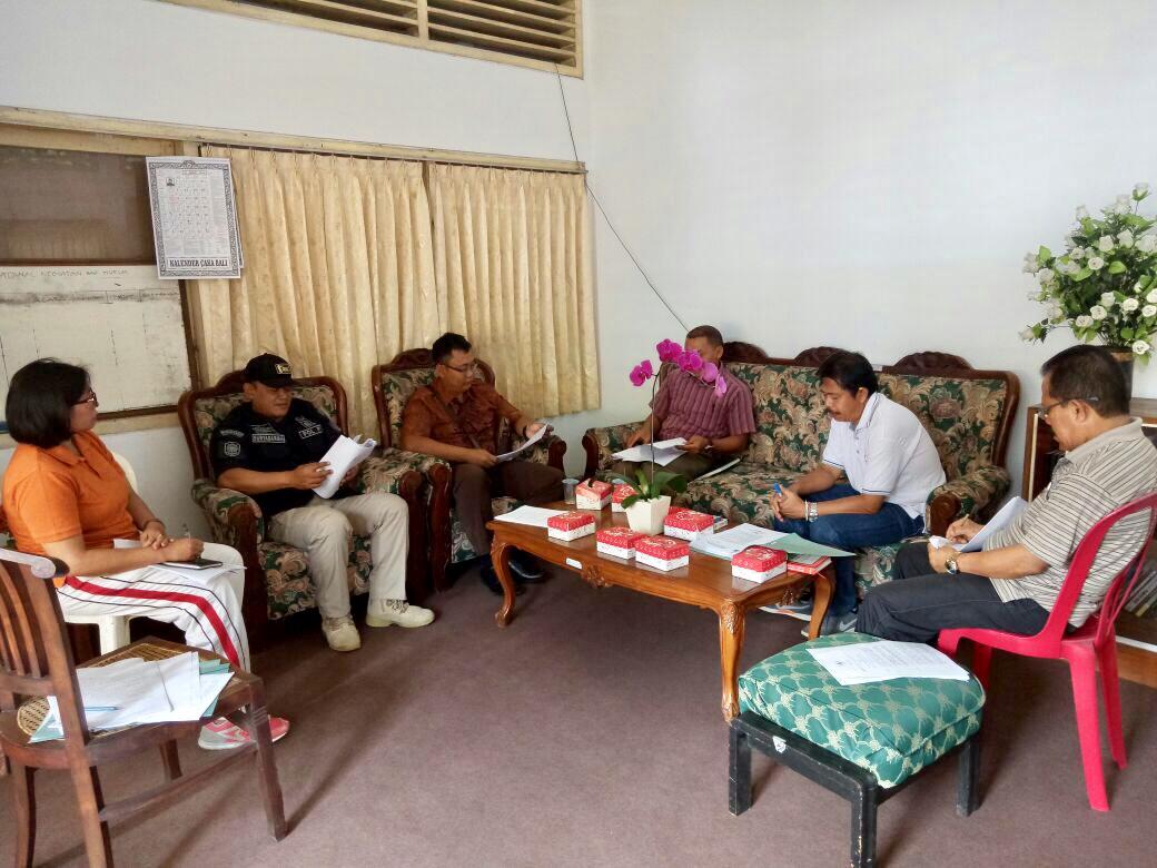 Rapat Kegiatan Pembentukan dan Pengelolaan Produk Hukum Daerah