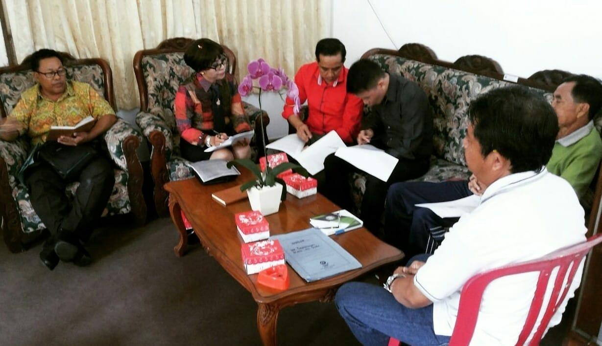 Rapat Advokasi