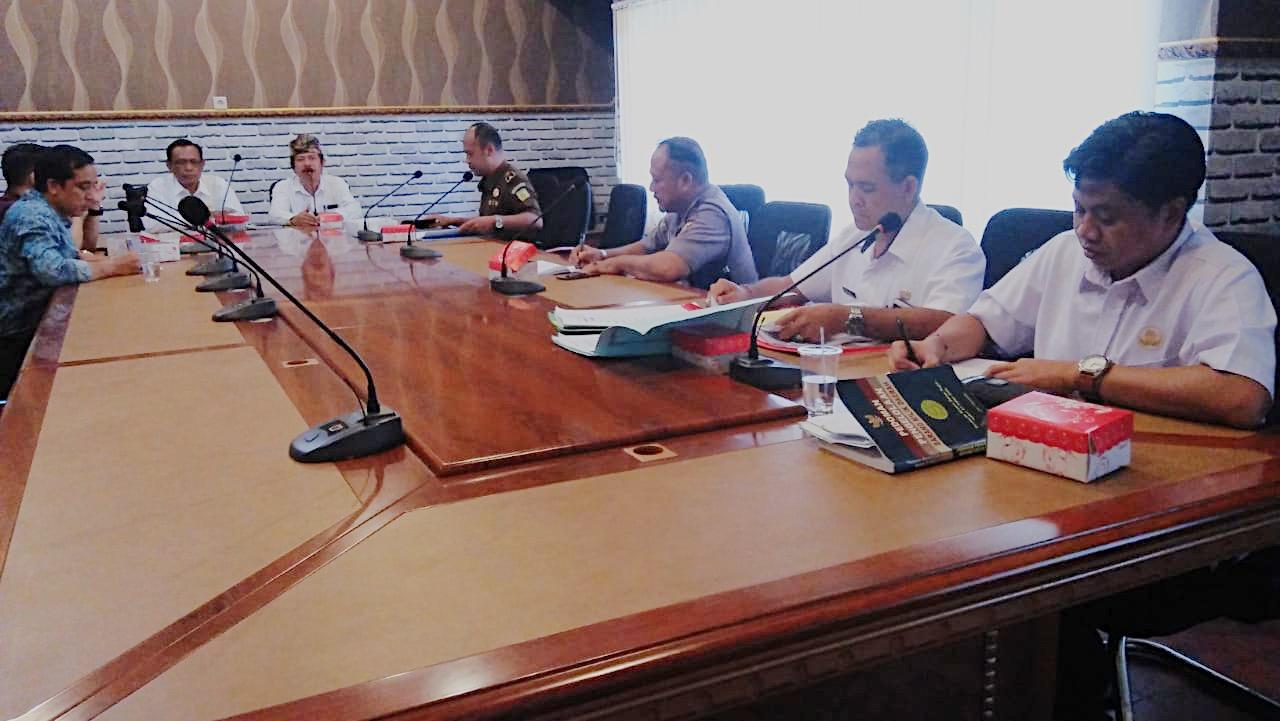 Rapat Advokasi Bulan Agustus
